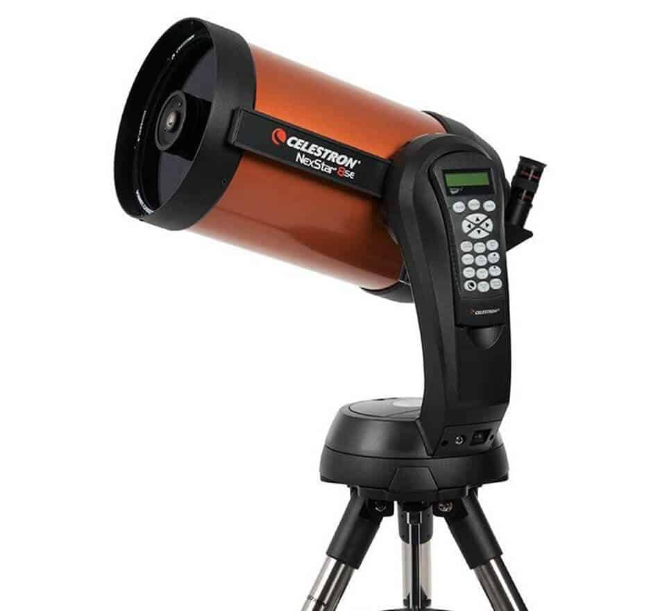 Celestron NexStar 8SE Telescope Review